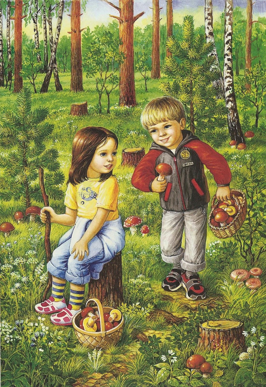 Детский иллюстратор любовь новоселова картинки о весне