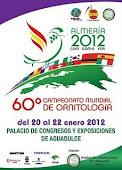 60º Campeonato Mundial de Ornitologia