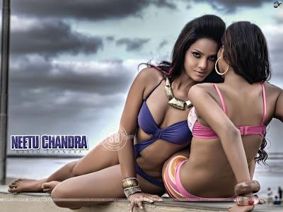 Neetu Chandra Lesbian Act1