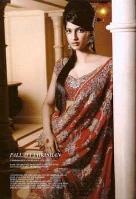 Sonam Kapoor hot in saree