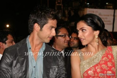 Deepika and Shahid-Heer and Ranjha