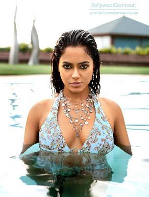 Sameera reddy in Bikini 2