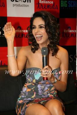 Mallika Sherawat Promotes Hiss 5