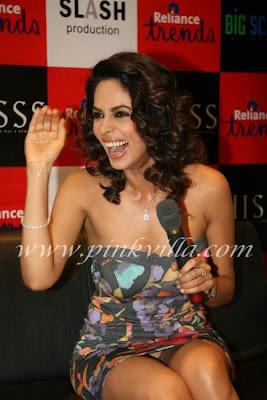 Mallika Sherawat Promotes Hiss 4