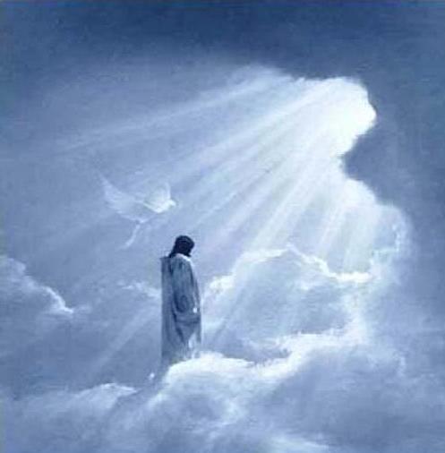 a luz era o Filho de Deus