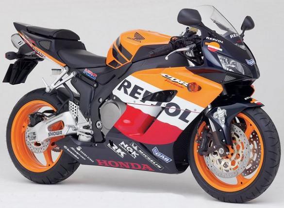 Honda bikes images