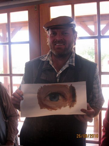 Willie en die oog