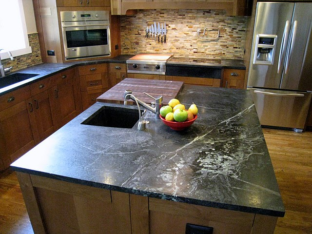 Treated With Mineral Oil, True Soapstone Can Be A Non Porous, Heat  Resistant, Low Maintenance Countertop You Will Only Fall More And More In  Love With.