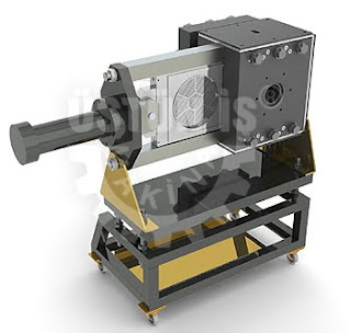 Plastic Melt Filter Press