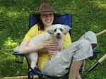 Wife & doggie