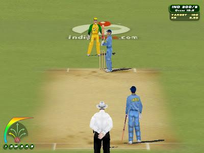 World Cup Cricket 20-20 v1.0 || Full version || 40.84 MB