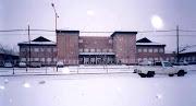 hospital en invierno