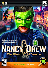 Nancy Drew ;; The Phantom of Venice