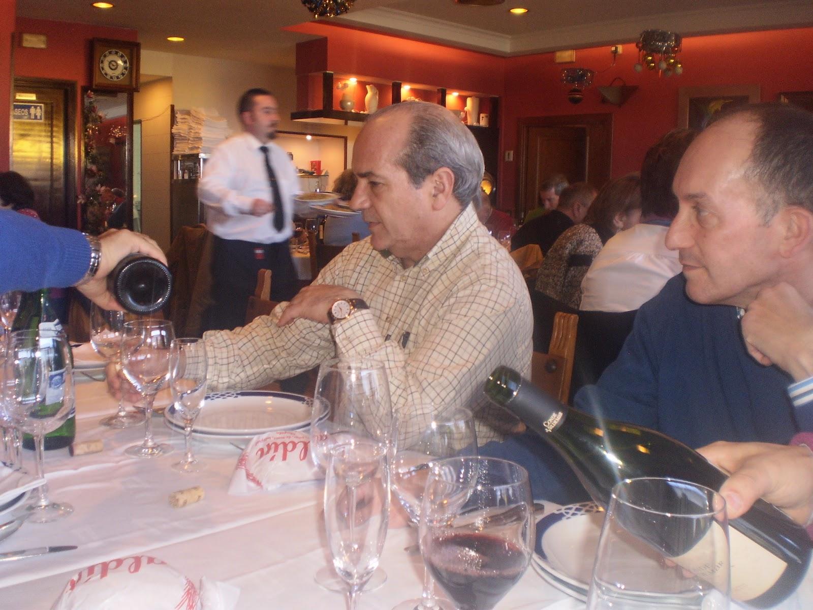 Pe a gastron mica blanco restaurante casa consuelo 18 12 2010 - Casa consuelo otur ...