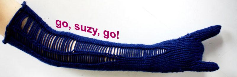 Go, Suzy, Go!
