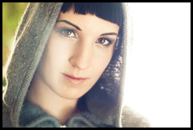 Portret emocjonalny dziewczyny. fot. Łukasz Cyrus, Ruda Śląska