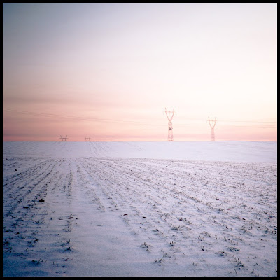 Dotknięcie Pustki. Fotografia krajobrazu pustych przestrzeni. fot. Łukasz Cyrus, Ruda Śląska.
