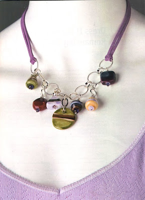 Easy Earthtones Necklace
