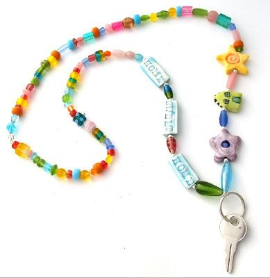 Flashback Friday-House Key Necklace