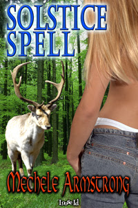 stag shapeshifter solstice spell ebook