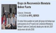 Album de Fotos del Grupo Conversión Monetaria Bolivar Fuerte