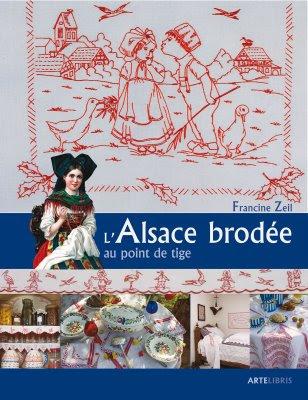 """Résultat de recherche d'images pour """"livre broderie alsacienne"""""""