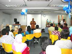 Aktiviti T-Zero Semester Mei 2008