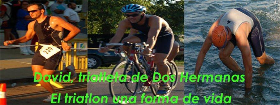 Triatleta de Dos Hermanas