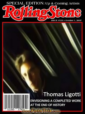 Grim Reviews: Thomas Ligotti Mentioned in Rolling Stone