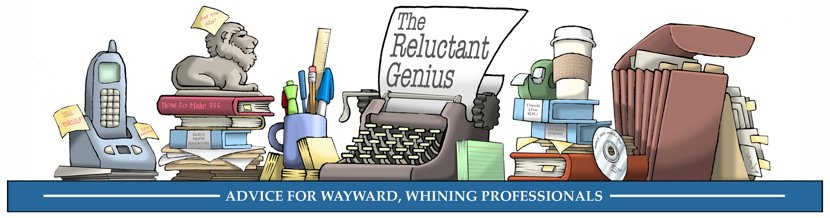 The Reluctant Genius