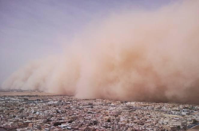 Riyadh Sandstorm