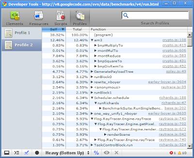 chrome open developer tools