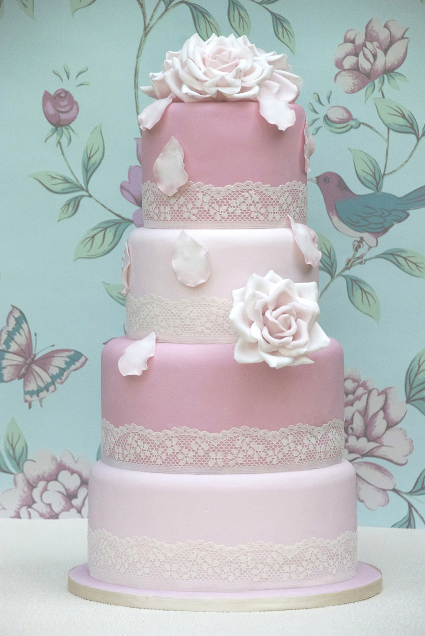 Knots and Kisses Wedding Stationery: Wedding Cakes To Make ...