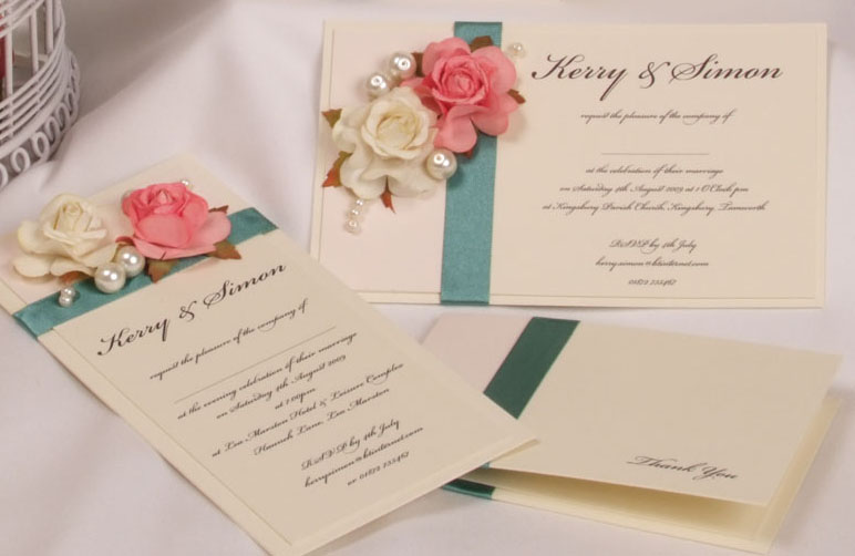 Styling To Match Our Country Garden Wedding Stationery Knots Kisses