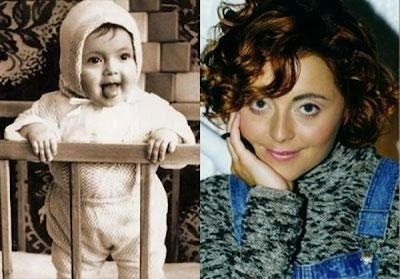 celebrity childhood pictures