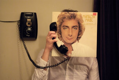 Fun with vinyl record covers