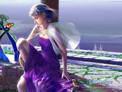 romantic fantasy art
