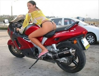 sexy motorcycle models