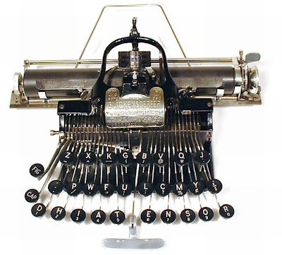 old type writers