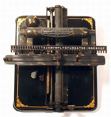 vintage typewriters 40 World's Oldest Typewriter Collection