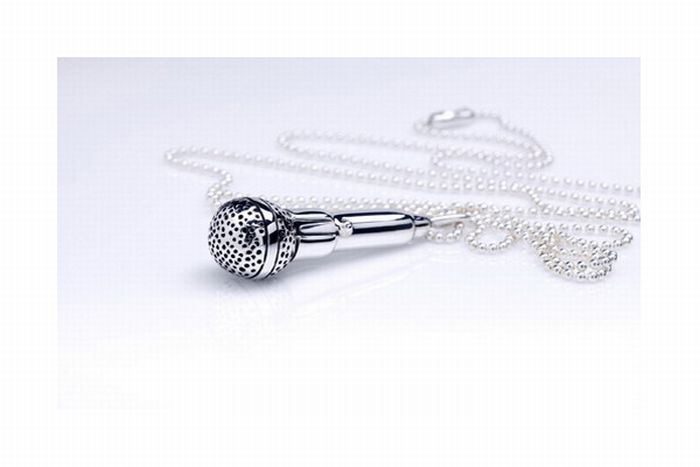 music silver jewelry 06 - Music themed silver jewelry