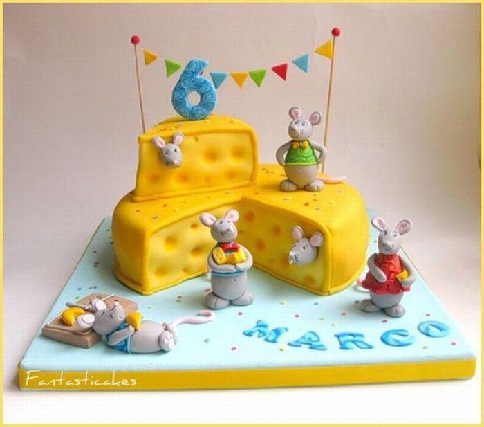 Yazumi Dore 42 Unusual Wonderful Cakes
