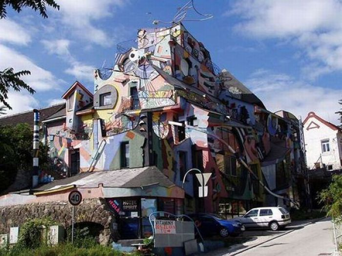 My funny weird architecture building in some countries for Unique architecture around the world