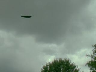 Gambar Penampakan UFO