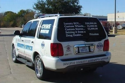 Funny Police Cars