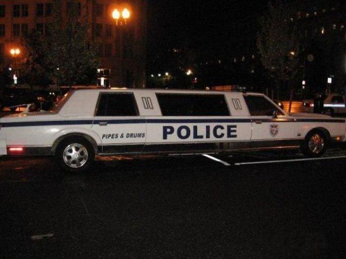 27 Strange and funny police cars ~ LikePage