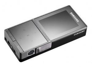 CES:Samsung Reveals MBP 200 Pico Projector