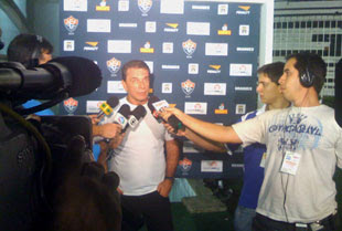 Ricardo Silva entrevista