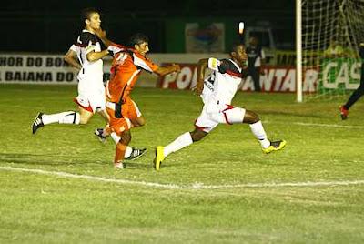 Foto da aprtida Ipitanga 1 x 4 Vitória