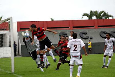 Corinthians-AL x Vitória